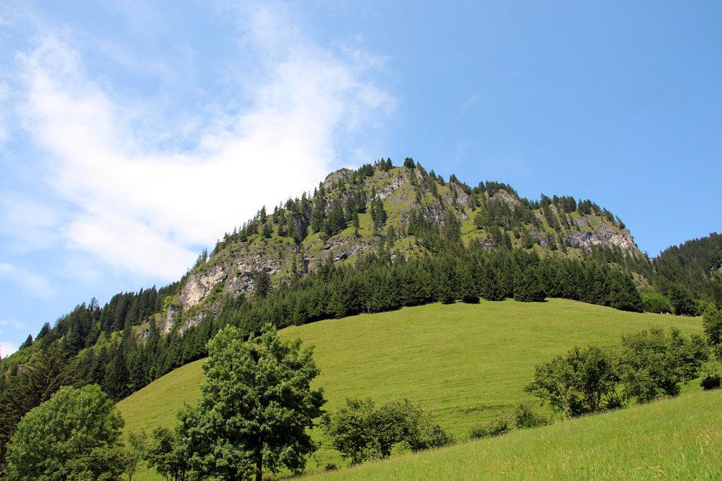 Steinhaube in Allgäu
